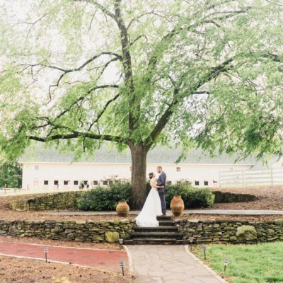 A Look at Hannah & Wayne's Wedding from the Photographer's Eyes 📷