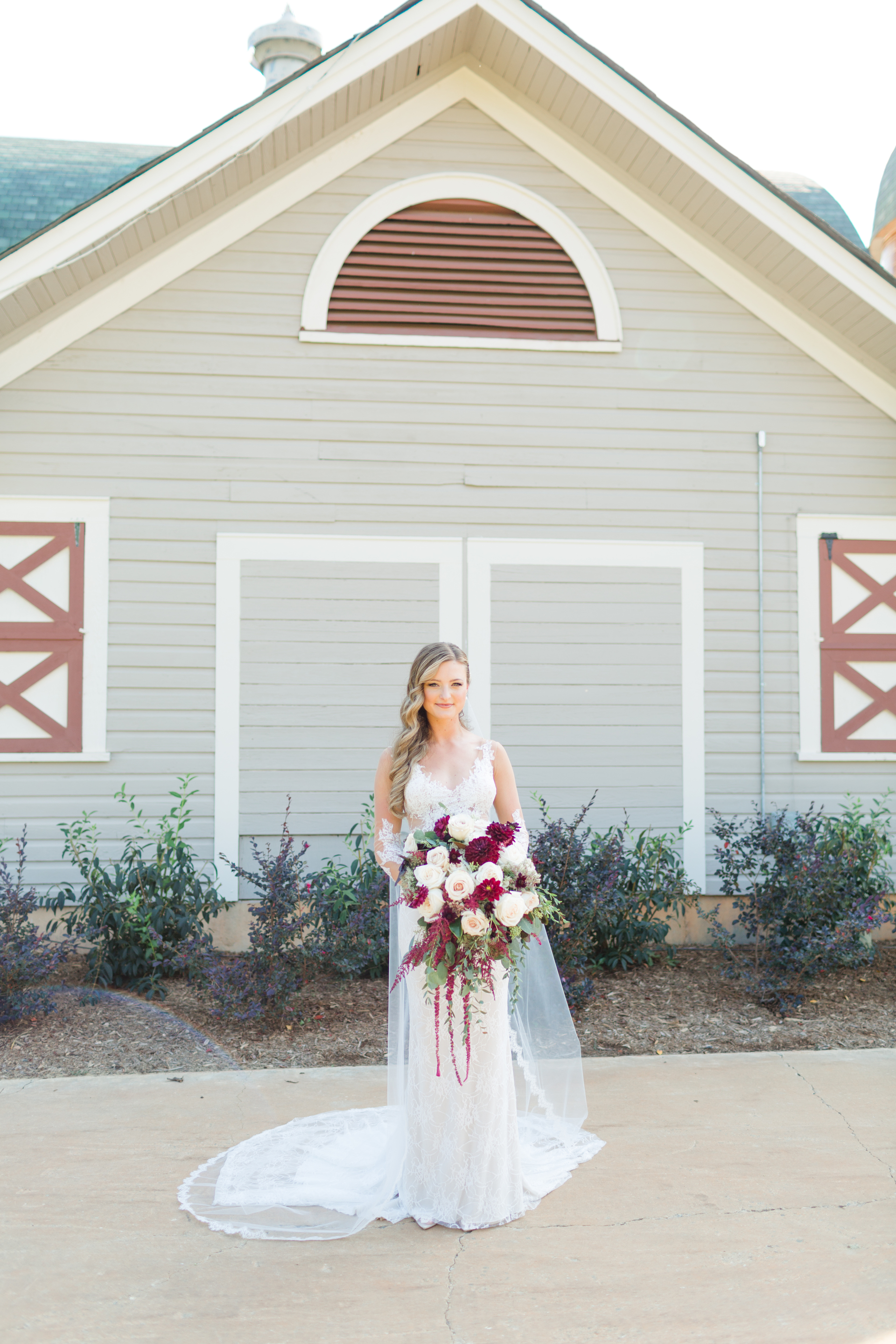 Lila + DJ Wedding at The Historic Wakefield Barn: Cor Photography Photos