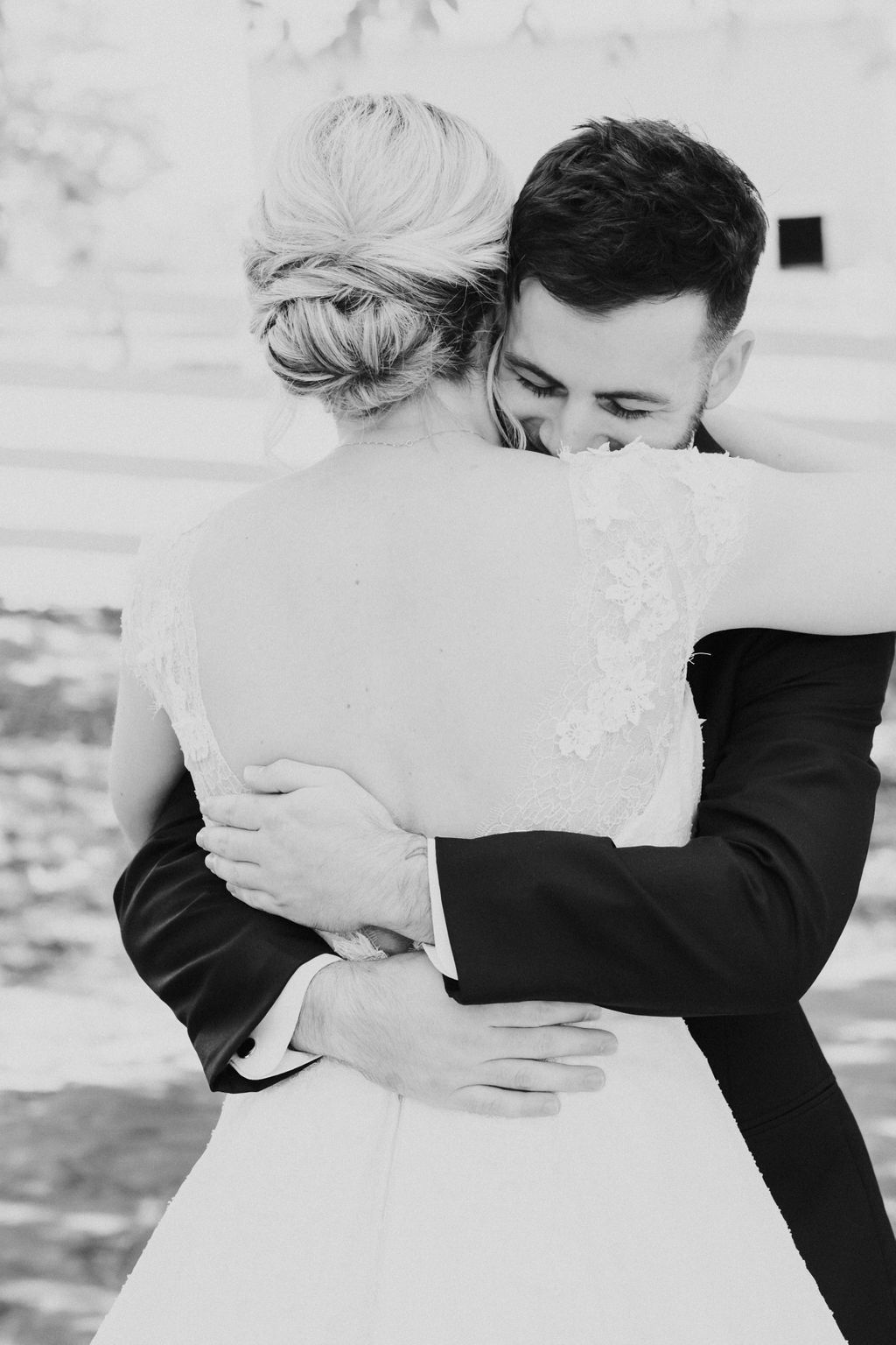 Rachel and Ben - Photos by Bliss More Photography