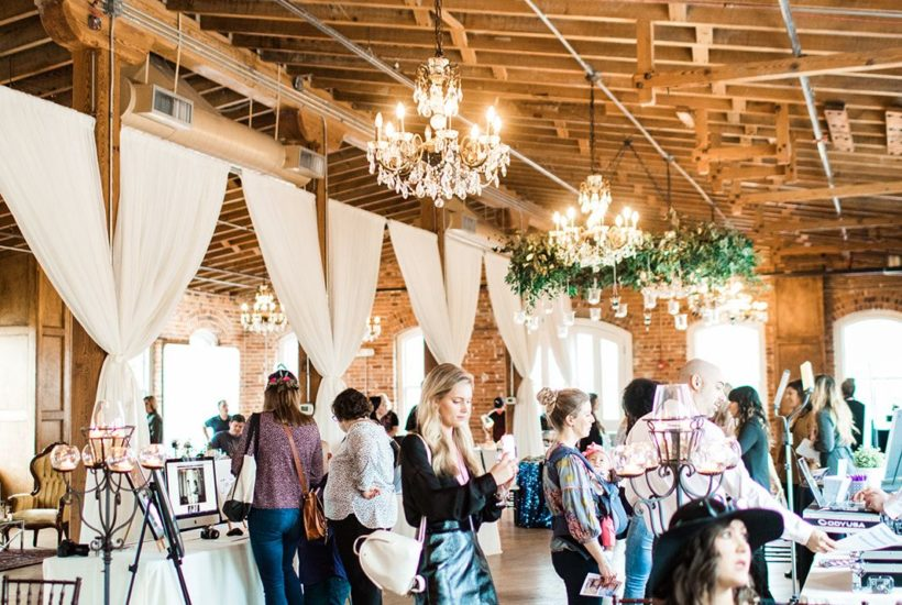 Great Raleigh Trolley Weddings + Warehouses Tour