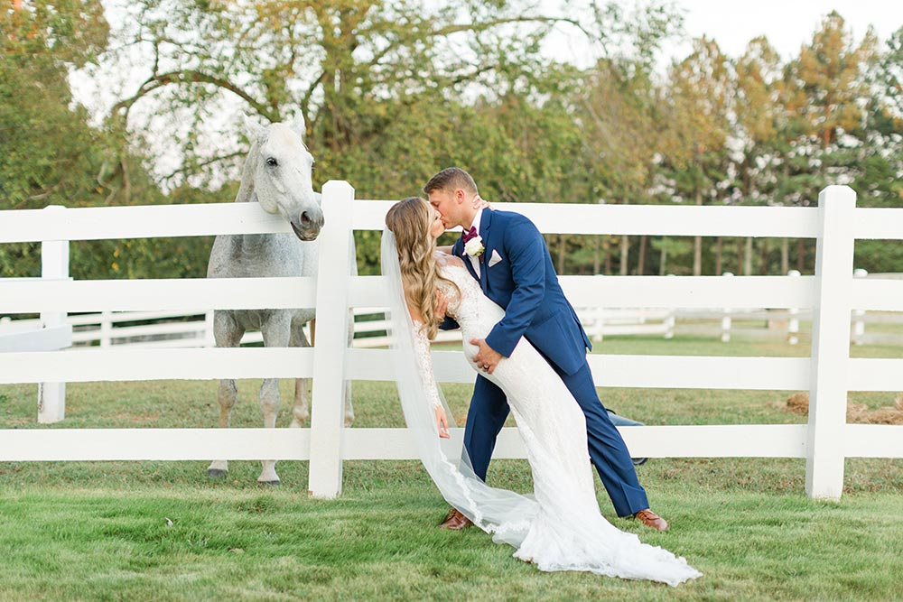 The Perfect Wedding Location in Raleigh