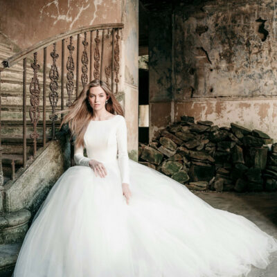 Winter Wedding Dresses We Love
