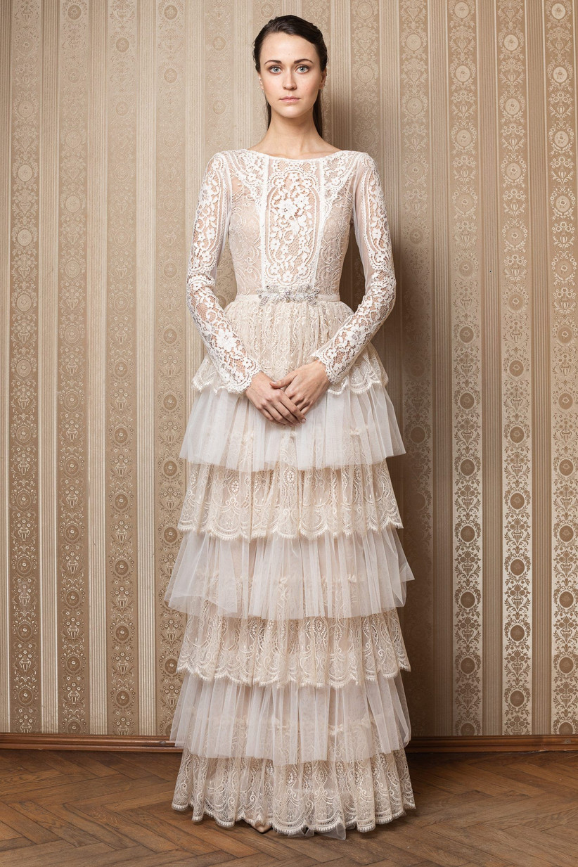 Wedding Dresses We Love: Petal - Katya Katya